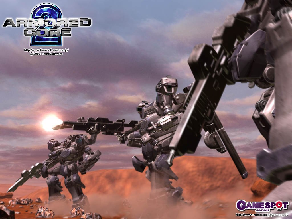 Wallpaper Kingdom Hearts 3d Armored Core2 Wallpapers Download Armored Core2