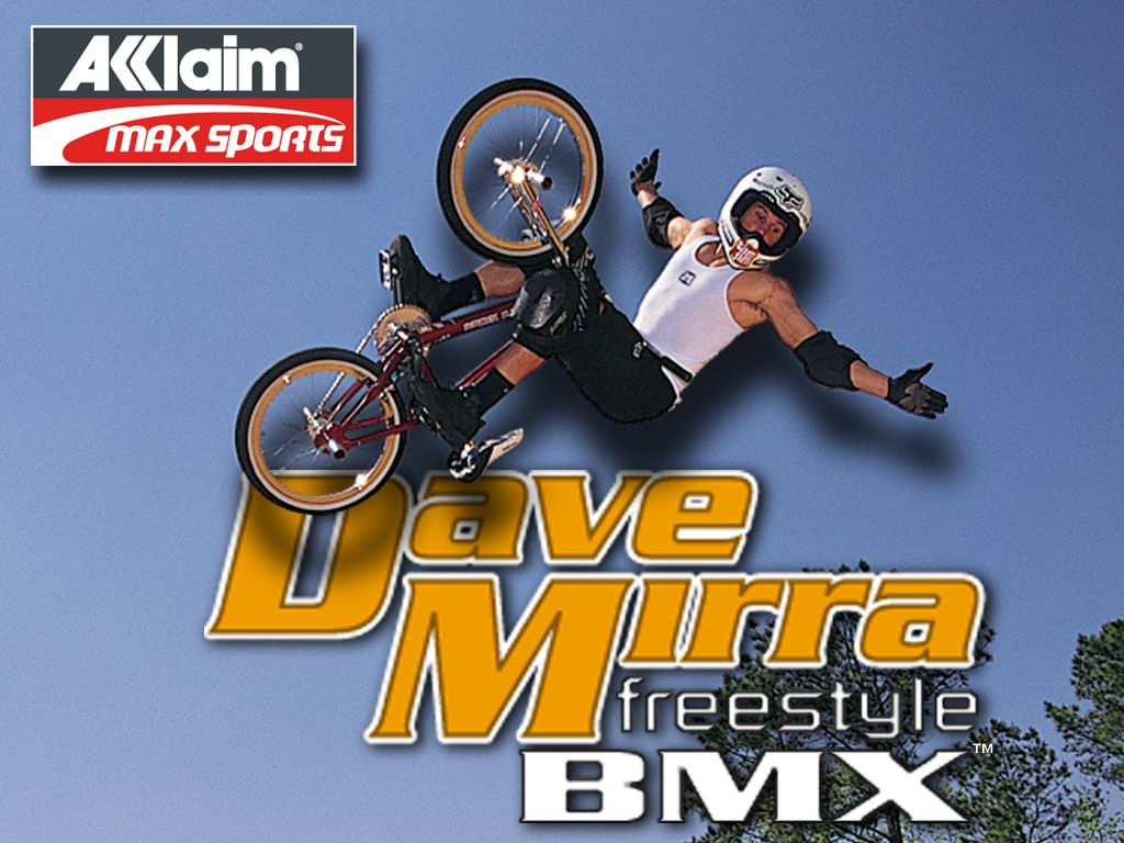 Wallpaper Kingdom Hearts 3d Dave Mirra Freestyle Bmx Wallpapers Download Dave Mirra