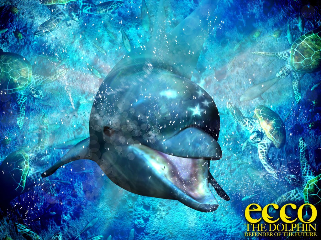 3d Wallpaper Under The Sea Ecco Wallpapers Download Ecco Wallpapers Ecco Desktop