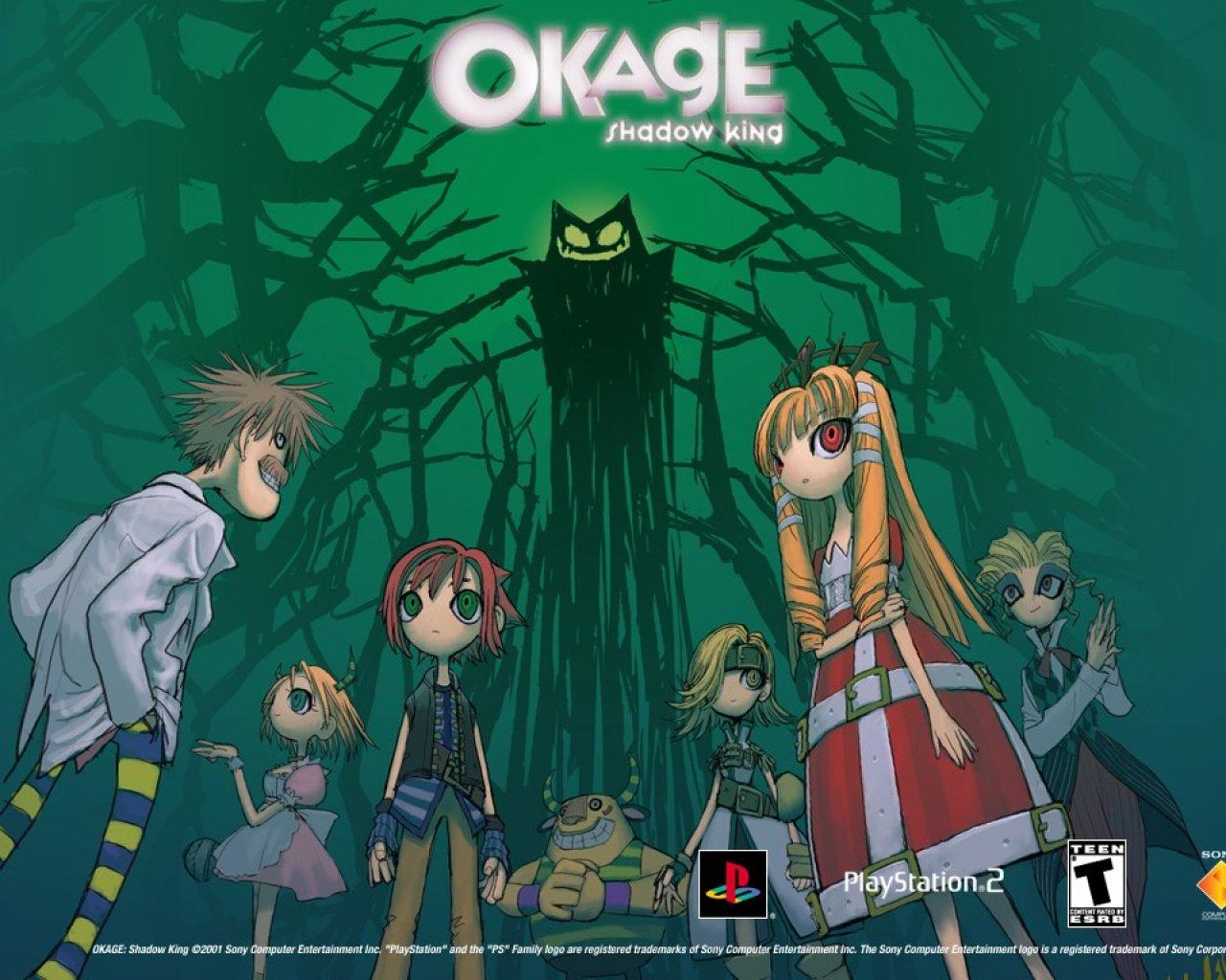New 3d Animation Wallpaper Okage Shadow King Wallpapers Download Okage Shadow King