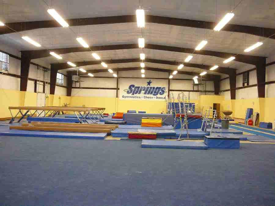 Facility Springs Gymnastics