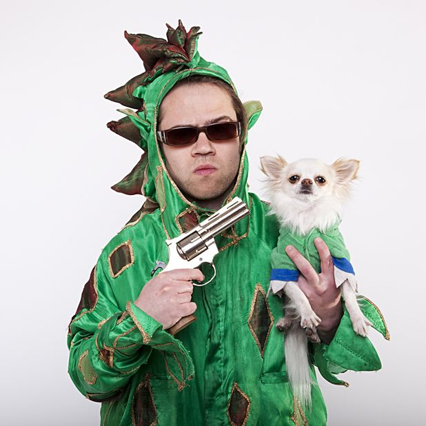 Shabby Shop Piff The Magic Dragon In . . . Jurassic Bark | Edinburgh