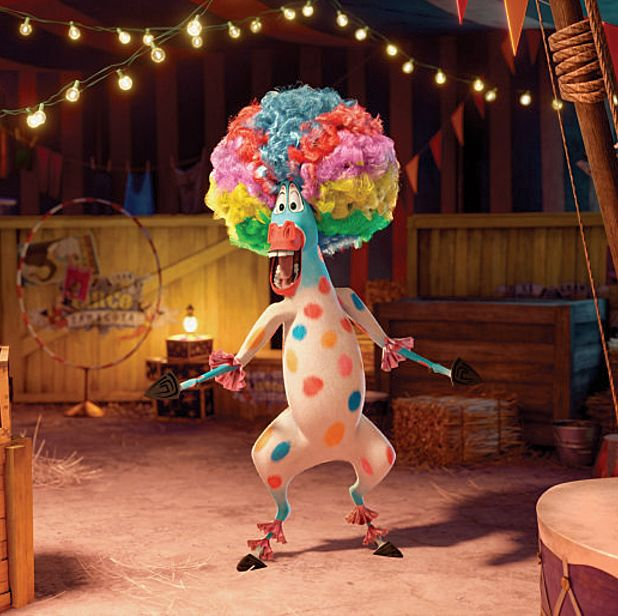 Welcome Fall Wallpaper Madagascar 3 Europe S Most Wanted Review The List
