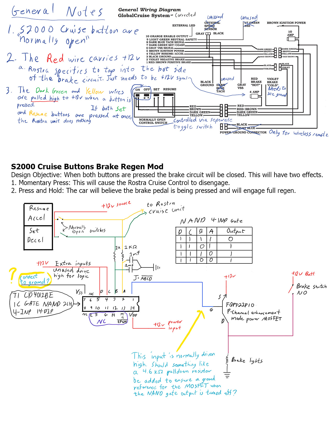 cj wiring diagram