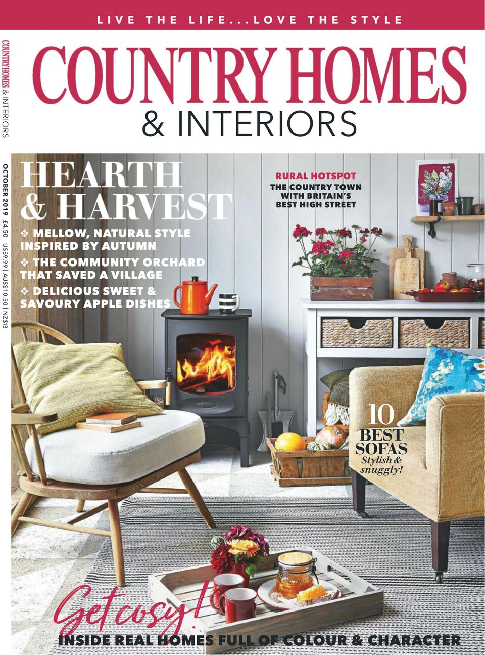 Couchtisch Brady Get Your Digital Copy Of Country Homes & Interiors-october 2019 Issue