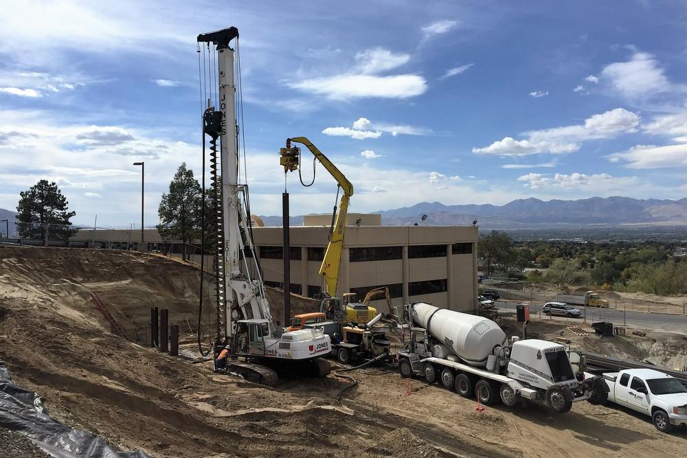 Jones Drilling and Shoring