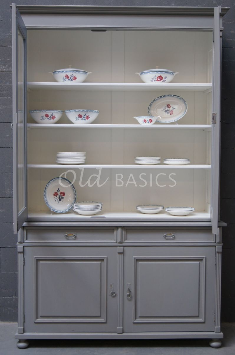 Servies Kast Servieskast | 1-1504-068 | Old Basics