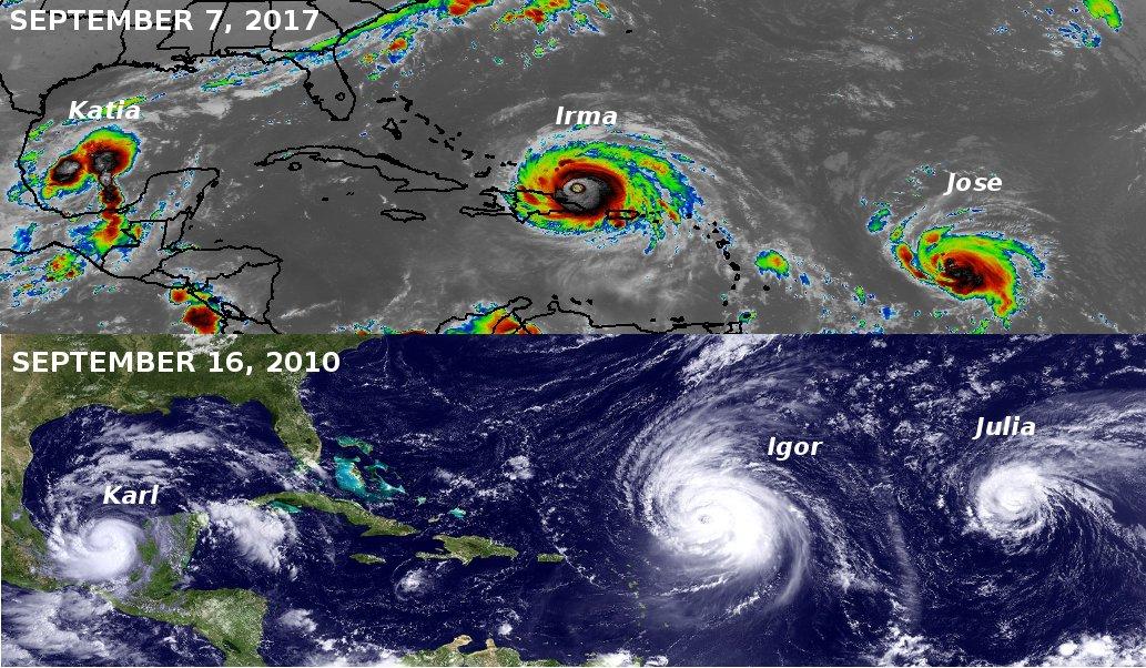 Can Hurricane Irma help predict 2017-2018 snowfall? OpenSnow