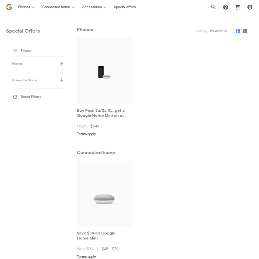Www Google Com Au Buy A Google Pixel 3a 649 And Get A Free Google Home Mini