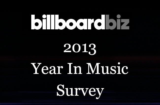billboard year in music survey