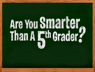are you smarter than a 5th grader show