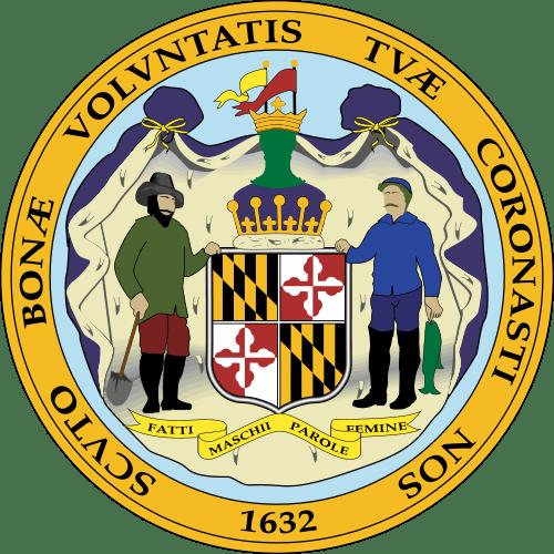500px Maryland StateSeal.svg