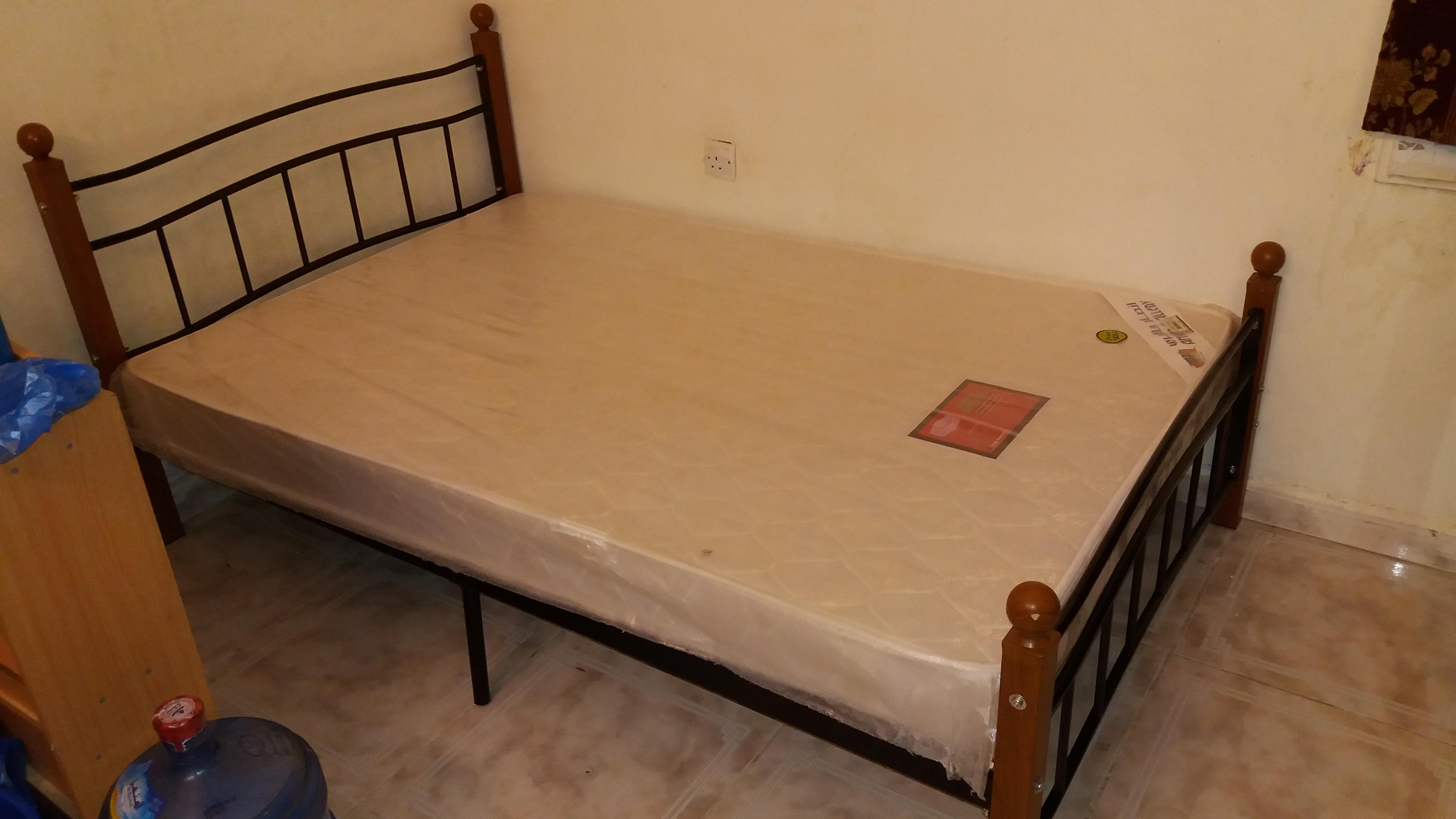 Bed 120 X 190 Bed Frame 120 X 190 With Matress Qatar Living