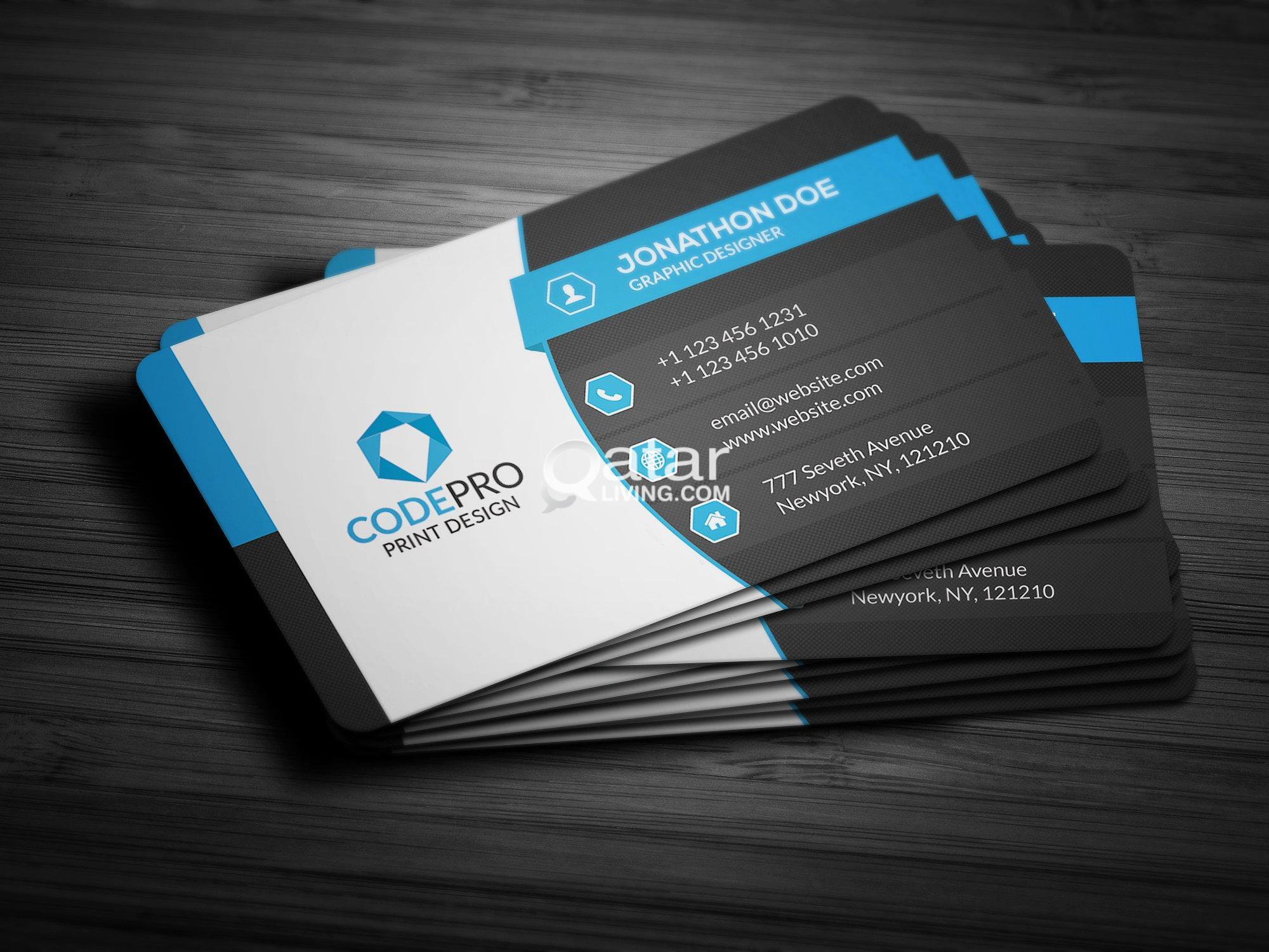 free buisness card template