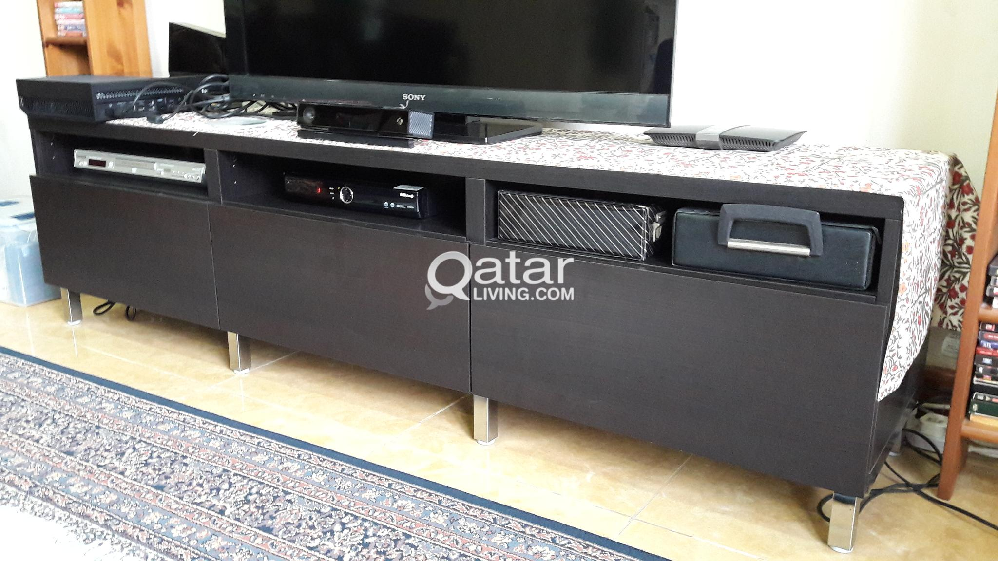 Home Clearance Tv Cabinet Ikea Final Price Reduction Home Clearance Qatar