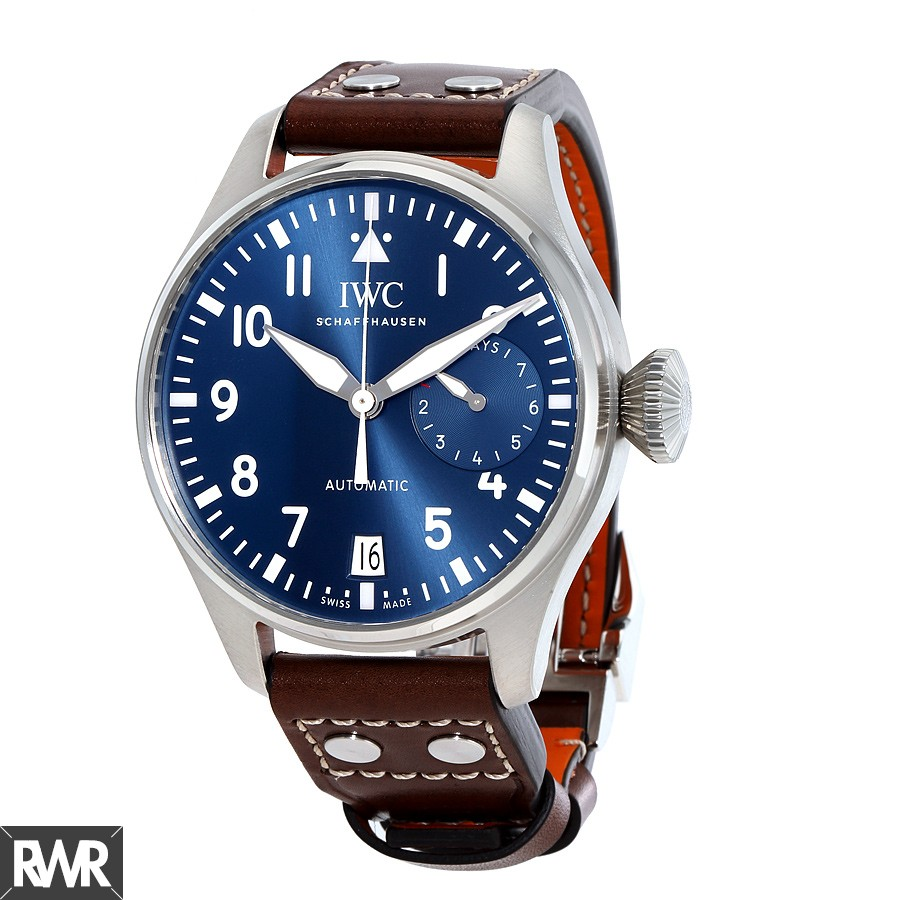 Iwc Replica Replica Iwc Big Pilot S Watch Edition Le Petit Prince Iw500916