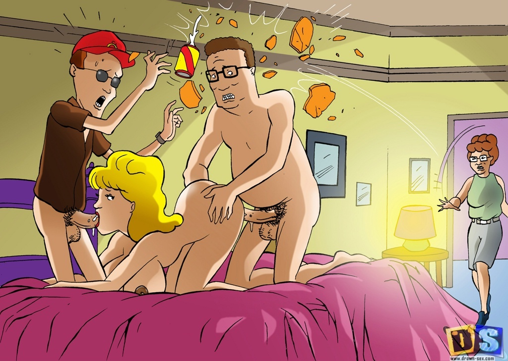 Hank hill free porn videos