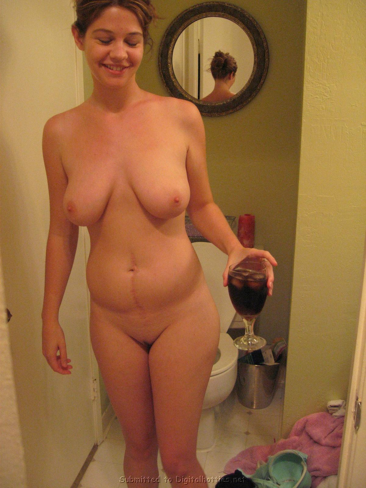 normal girls nude
