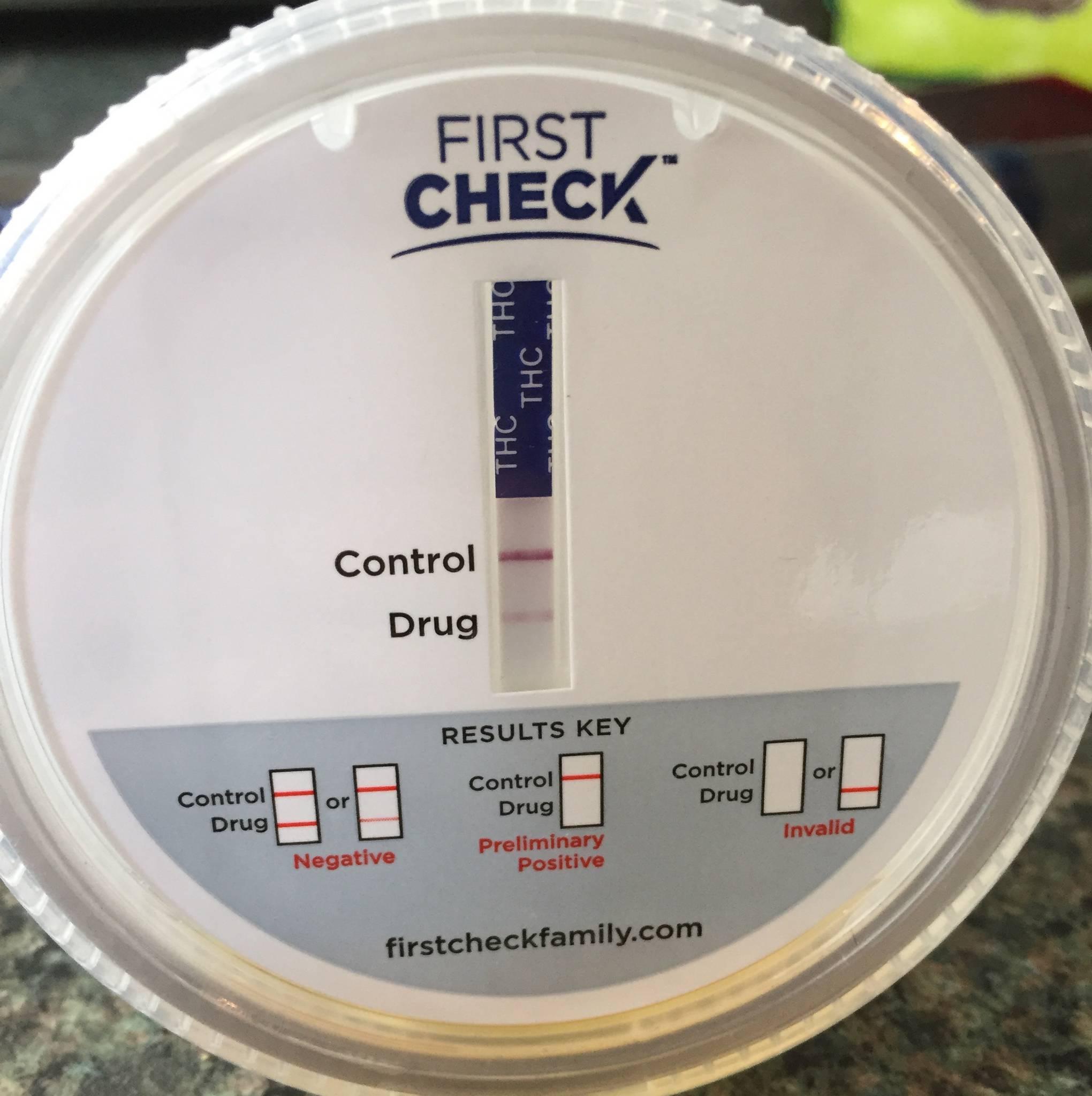 at home drug test cvs