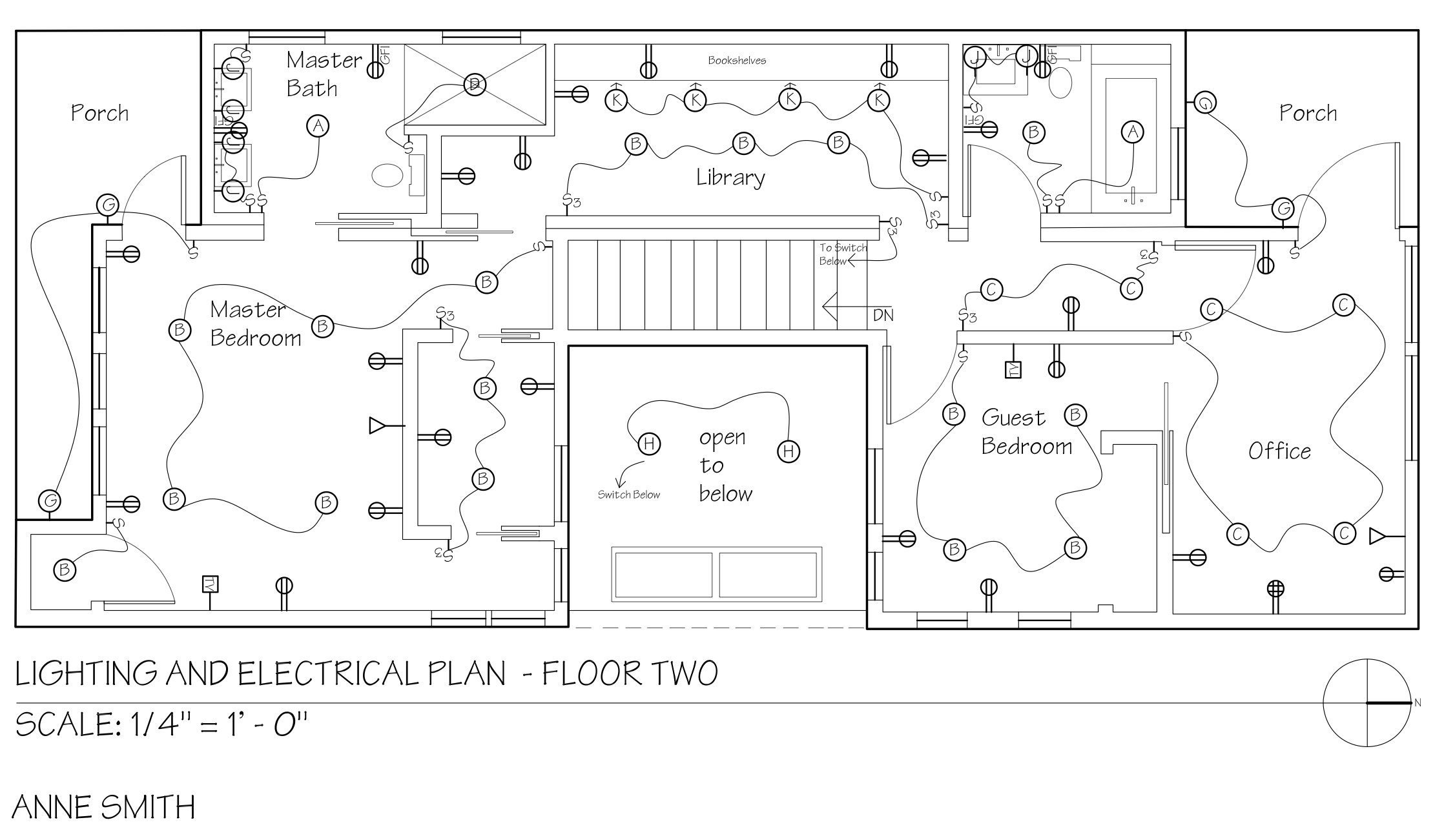 electrical plan uk