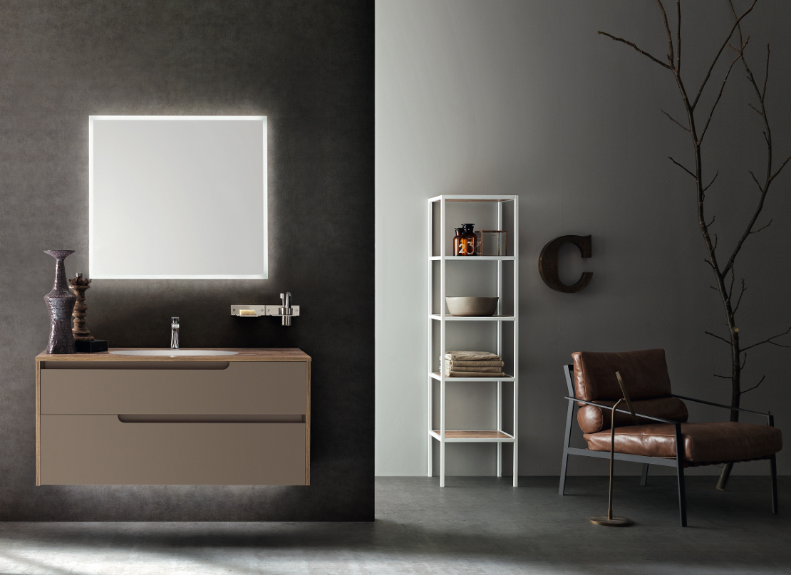 Cornici per specchio bagno specchio bagno moderno with specchio