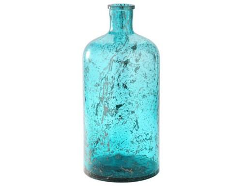 Medium Of Large Glass Vases