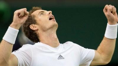 Andy Murray senses less tension ahead of second Wimbledon final   Tennis   Sport