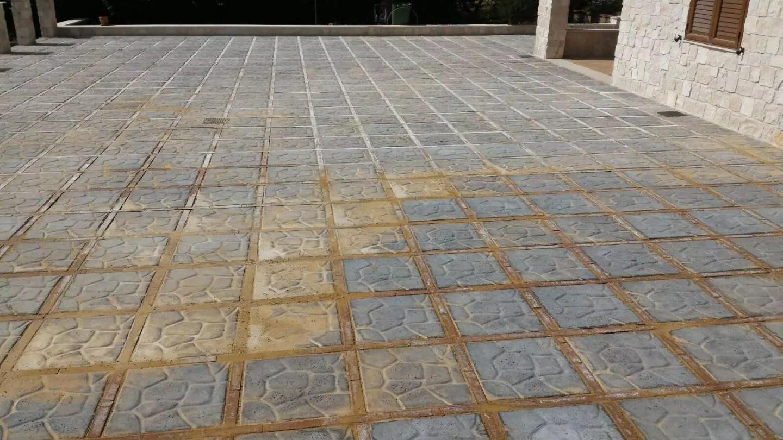 Cemento lisciato per esterni il massetto a regola darte cose di casa