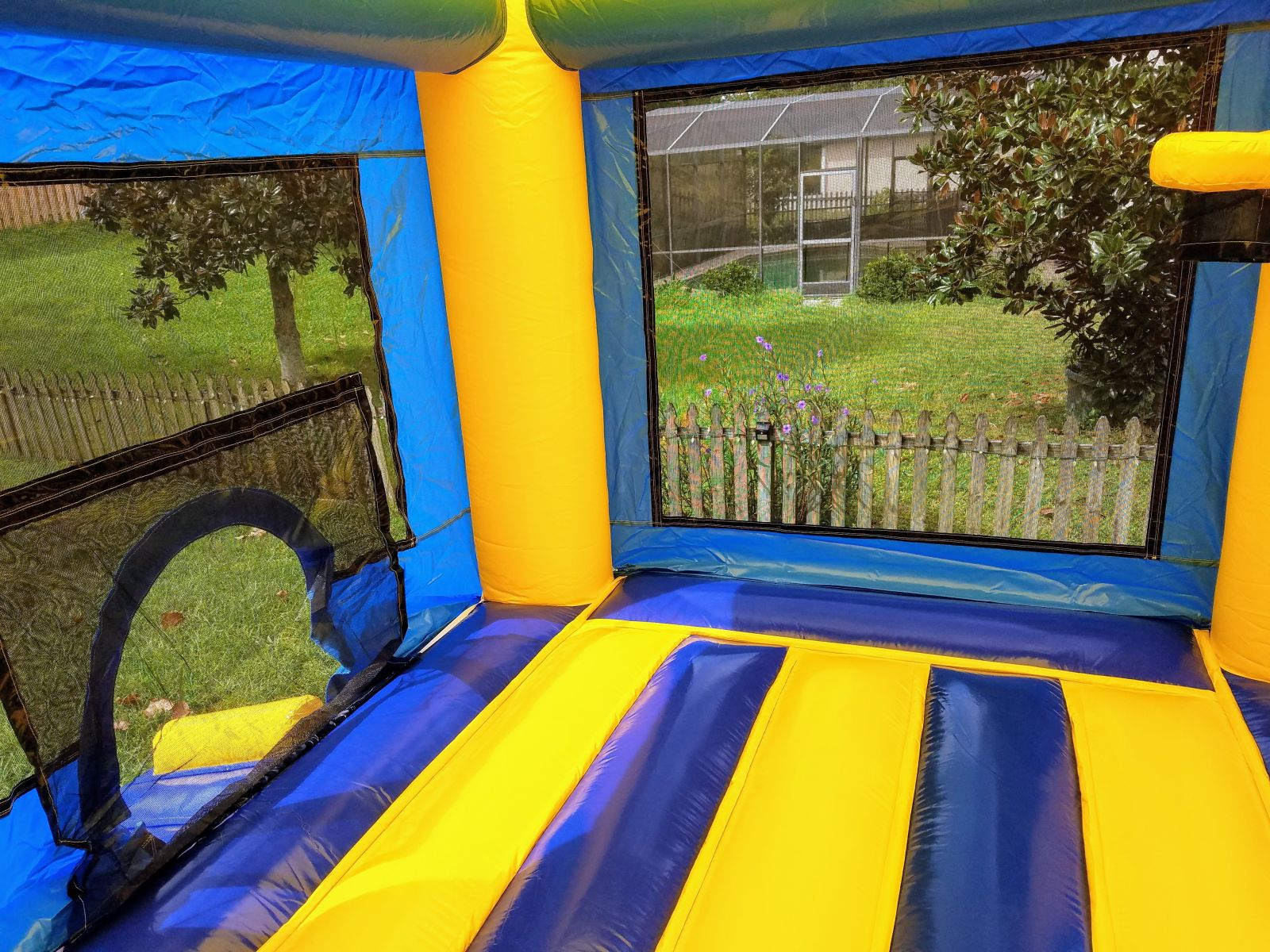 Xl Bounce House Water Slide Combo Allin1bouncecom