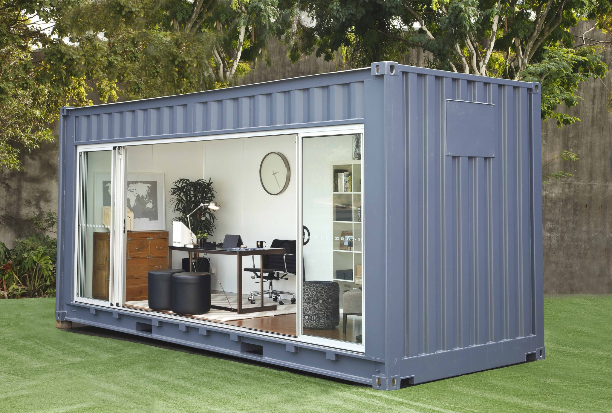 Storage Rental Perth Need Extra Room Rent A Backyard Shipping Container The