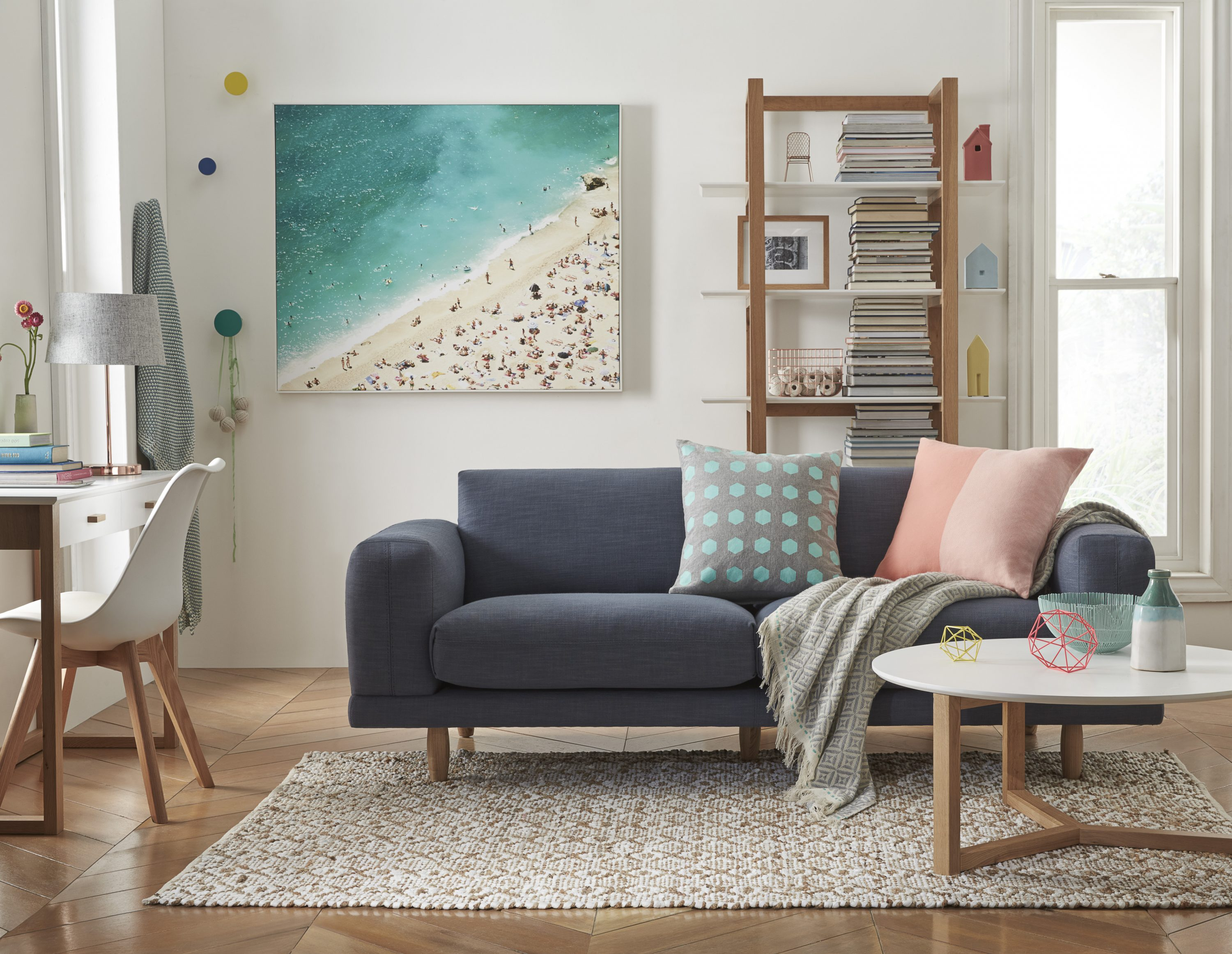 Freedom Retro Sofa Shaynna Blaze On The 5 Colour Trends To Use This Winter