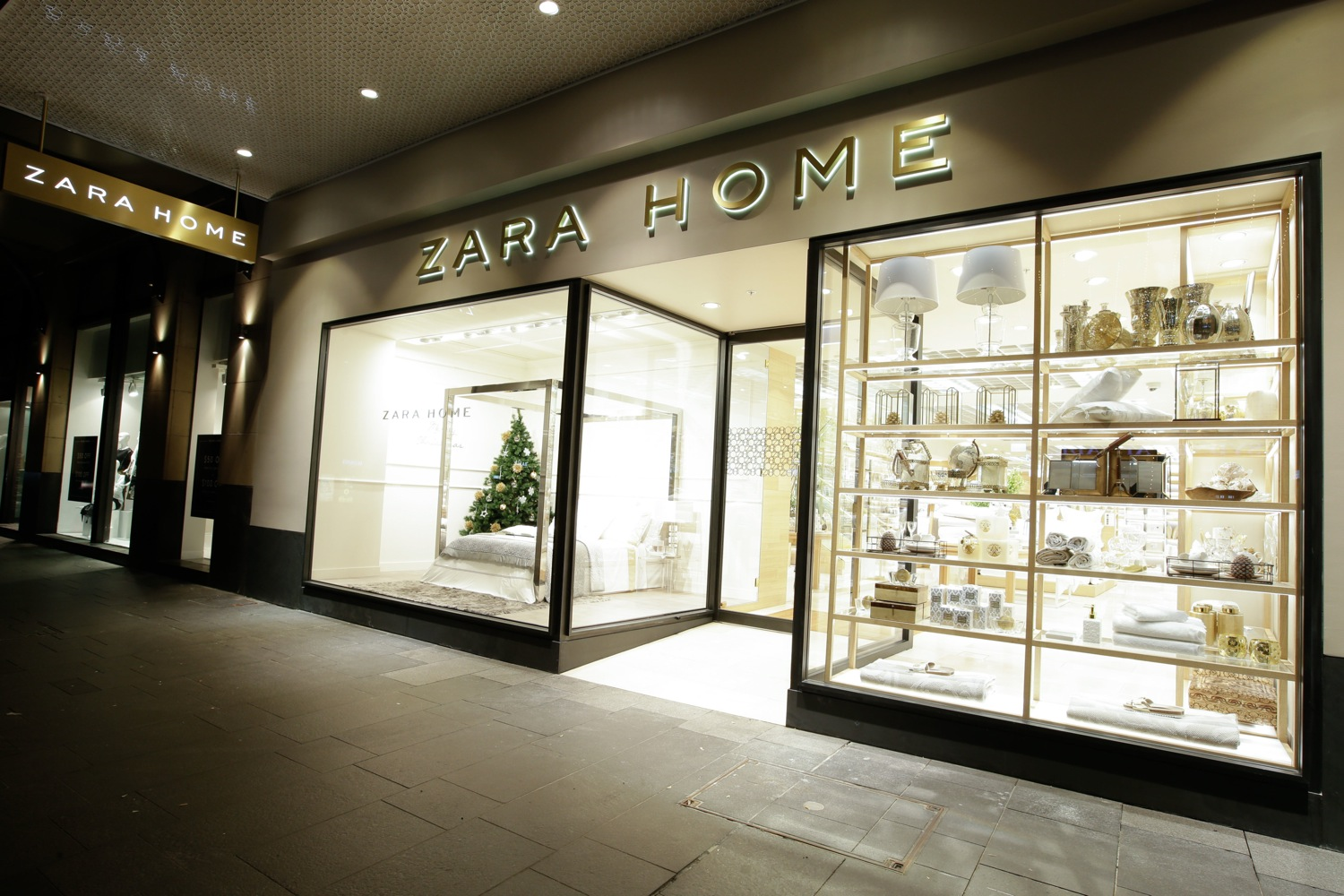 Online Australian Shopping Zara Home Launches Australian Online Store And Sydney Flagship