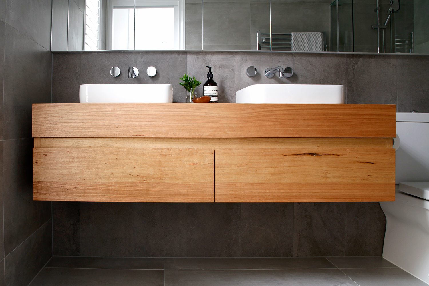 Kitchen Taps Brisbane Why Timber Vanities Can Cope With Your Wet Bathroom The