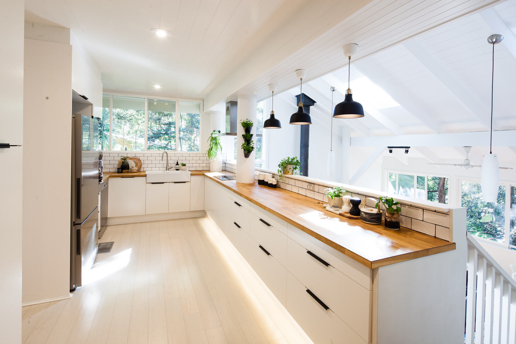 Kitchen Benchtops Hornsby A Sydney Blogger 39s Light Filled And Lovely Ikea Kitchen