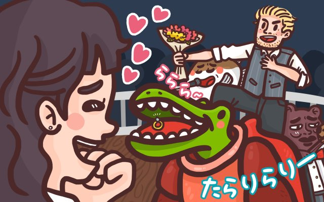 The Art of Proposing To A Japanese Girl