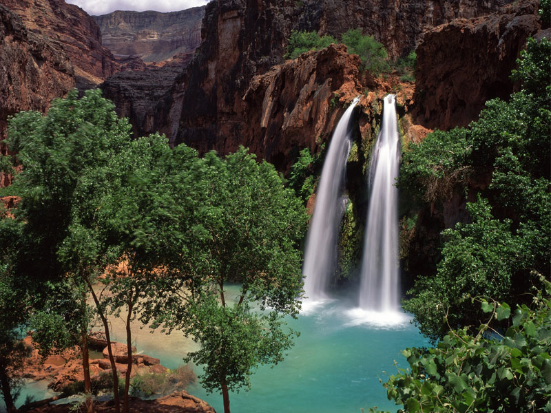 Havasu Falls Wallpaper 11 Of Arizona S Most Famous Views Tripstodiscover Com