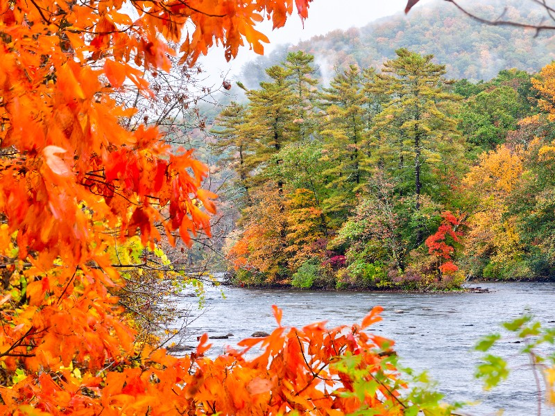 New Hampshire Fall Foliage Wallpaper 8 Most Beautiful Places In New England To See Fall Foliage