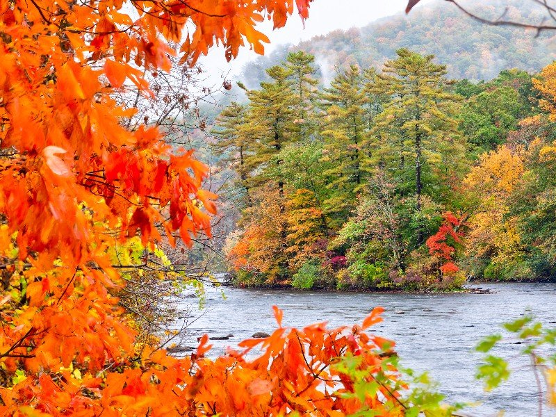 Fall River Wallpaper 8 Most Beautiful Places In New England To See Fall Foliage
