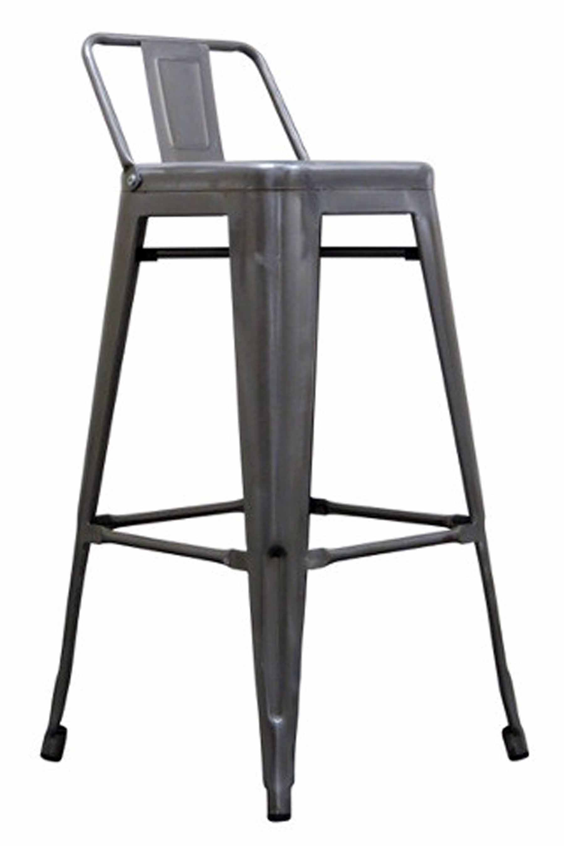 High Back Stools French Bistro High Back Stool