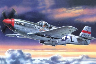 North American P 51 Mustang Wallpaper for Android, iPhone and iPad
