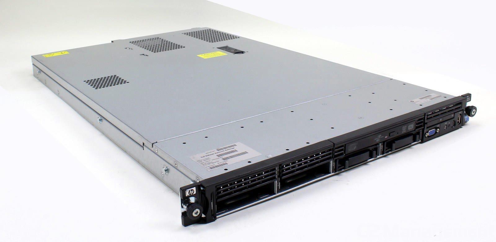 Hp Proliant Dl360 G7 1u Rackmount Server With 2xsix Core