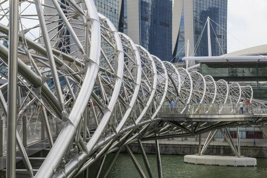 Images Stainless steel bridges Structurae