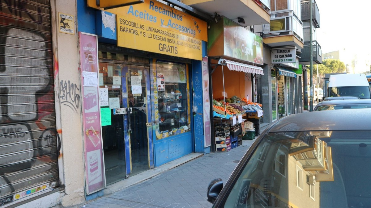 Escobillas Limpiaparabrisas Baratas Commercial Retail For Sale In Aluche Latina Madrid Madrid 3