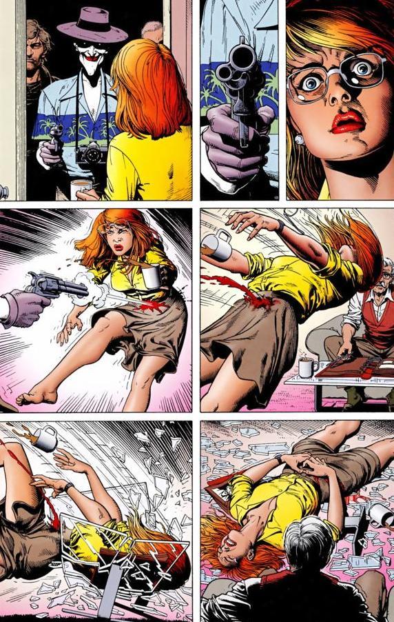 Batman - A Piada Mortal página 1