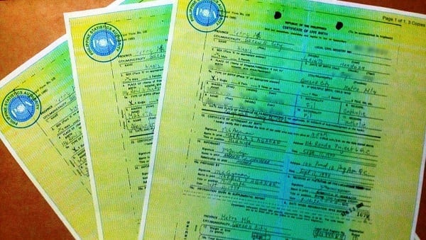 How to Get PSA Birth Certificate in 2019 4 Ways (with Pictures)