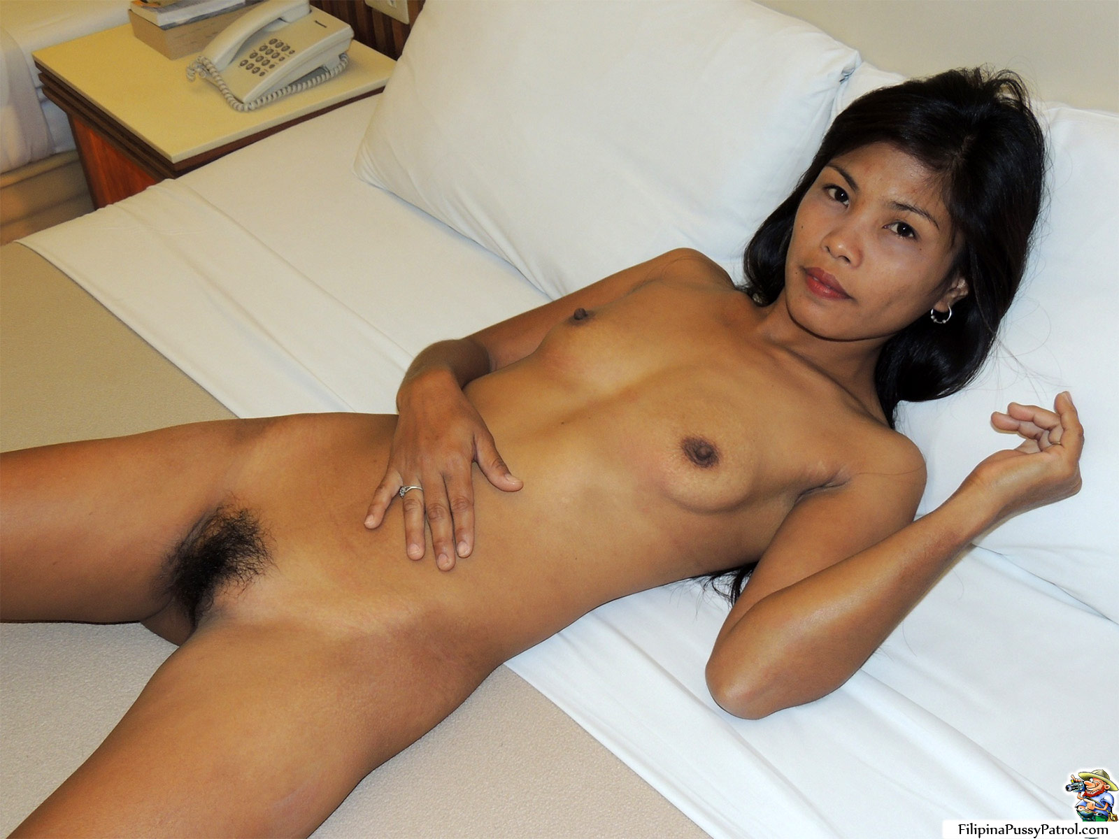 hairy Naked filipina