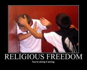 Religious Freedom?