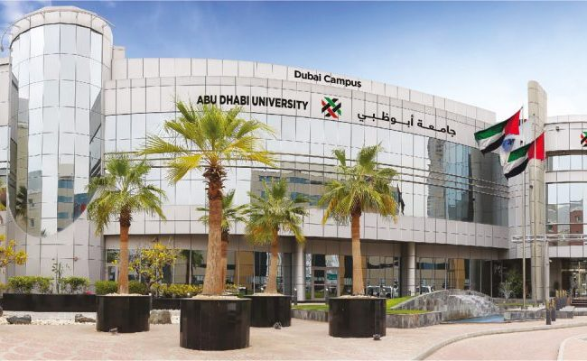 Abu Dhabi University Opens Dubai Campus The Filipino Times