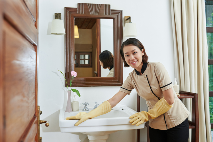 domestic cleaner wanted