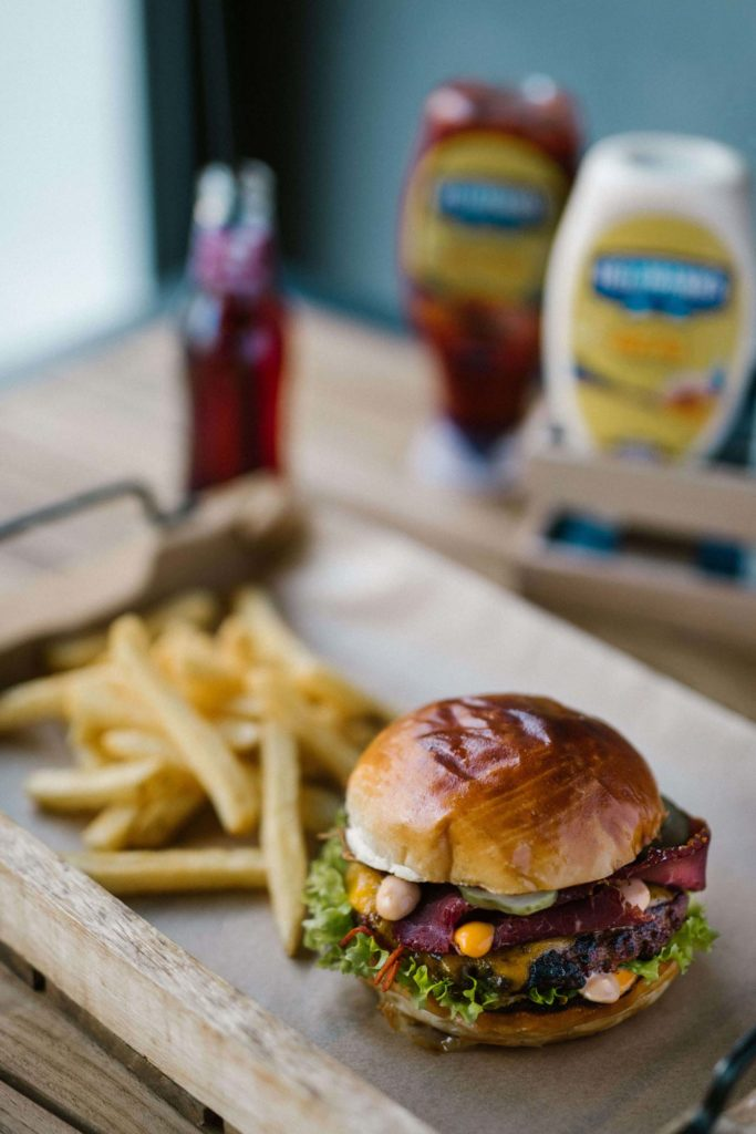 Amerikanische Restaurants Hannover Burger Food Fotografie Für Das Burger Restaurant Bulls Kitchen In ...